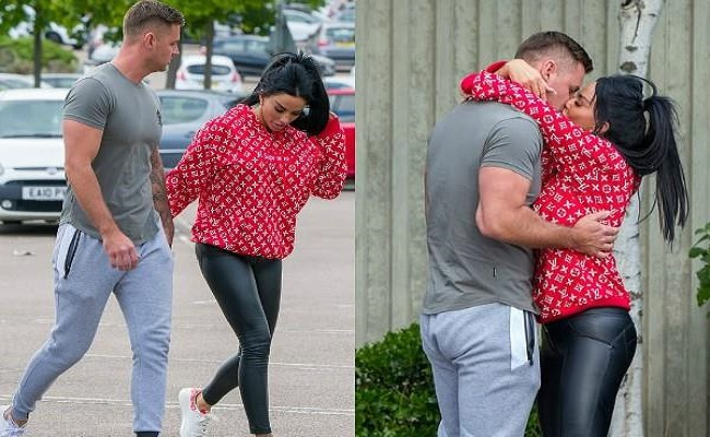 Katie Price Of 42 Is Dating This Man After Breaking Up With Chris Boyson Such Pictures Came Out With New Boyfriend Netnewsreporter